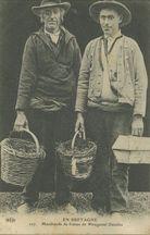 Marchands de fraises de Plougastel-Daoulas |