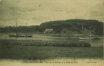 Vue sur la Vilaine et la Butte du Port | Le FUR