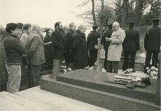 Cérémonie du souvenir des 5 fusillés de Bubry (1944) | Kervinio Yvon