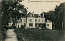 Château de Bintin, côté Est  