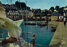 Le petit port de Saint Goustan |