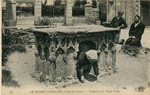Tombeau de Saint Yves | Nd