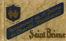Pensionnat de N.Dame de Charité. Montbareil  