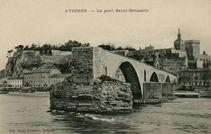 Le pont Saint-Benezeth |