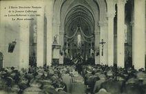 La messe solennelle |