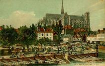La Cathédrale et le Marché sur l'eau |
