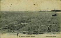 Quimiac - La plage de Beaulieu |