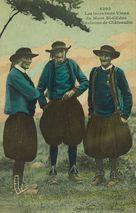 Les trois bons Vieux du Mont St-GiIdas |