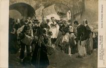 Sortie du Pardon (Bretagne) | Salas Tito