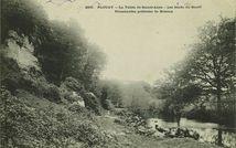 La Vallée de Sainte-Anne - Les Bords du Scorff. Promenades préférées de Brizeux  