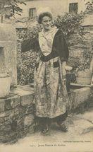 Jeune Femme de Moëlan |