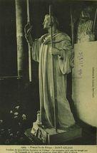 Tombeau de Saint-Gildas, fondateur de l'abbaye |