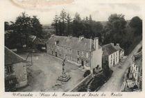 Place du Monument et Route du Moulin | Amaury