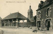 L'Eglise et la Halle |