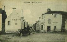 Route de Vannes | Combier