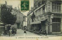 Le Grand Café sur la Place Alsace-Lorraine |