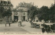 La Porte Chateaubriand. |