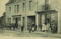 La Rue Neuve et l'Economique | Bocquenet