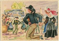 La danse en Cornouaille | Tregor Yann