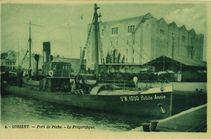 Port de Pêche - Le Frigorifique |