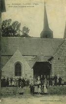 L'Eglise (XVIè siècle. Sculptures anciennes) |