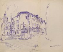 Rue des Bouchers | Homualk Charles