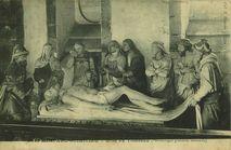 Mise au Tombeau (Personnages grandeur naturelle) | Le DOARE