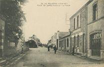 Route de Sainte-Pazanne |