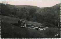 Montagne du Coran et Fontaine Sainte-Barbe |