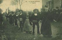 La Gavotte Bretonne (1ère figure) |