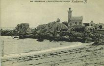 Pointe et Phare de Pontuzval |