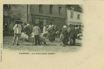 La Foire place Cabello | Cardinal