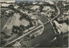 Le Barrage et l'Usine Hydro-Electrique sur le Blavet | Delvert Ray.