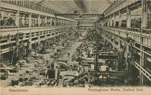 Westinghouse Works, Trafford Park  
