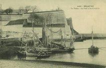 Belle-Ile. Le Port et la Citadelle |