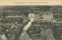 Route de Chanteloups et l'Hospice |