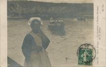 Les Sardinières à Douélan (Bretagne) par E. Artigue | Artigue A.