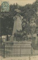 Monument Pasteur |