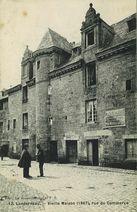 Vieille Maison (1667), rue du Commerce |