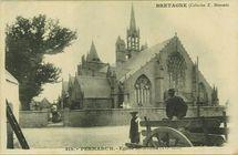 Eglise Saint-Nonna (XVIe siècle)