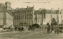 Place et Croix de la Mission | G.f.