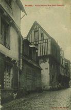 Vieilles Maisons Rue Saint Guenhaël |