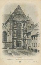 L'Eglise Saint-Germain, Portail Sud |