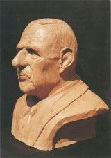 Buste: Charles de GAULLE | A.d./ STETTLER