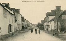 La route de Langon |