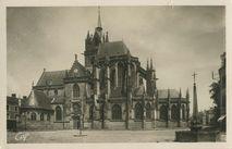 Eglise Notre-Dame des Marais (XVe et XVIe s.) |