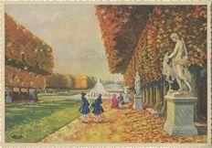 TAPIS VERT ET GRAND CANAL | Homualk DE LILLE Charles