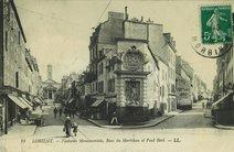 Fontaine Monumentale, Rues du Morbihan et Paul Bert |