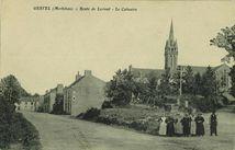 Route de Lorient - Le Calvaire |