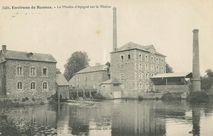 Le Moulin d'Apigné sur la Vilaine |
